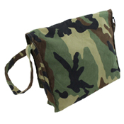 Croatian Army Surplus Camo Shoulder Bag