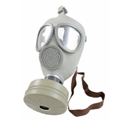Czech CM4 Gas Mask and 40mm Filter