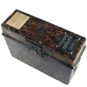 Czech Vintage Bakelite Crank Phone