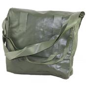 Czech Rubberized Vinyl Gas Mask Bag