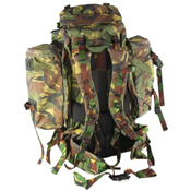 Dutch Army Issue Large Woodland Daypack