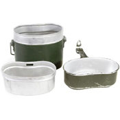 German Army Issue Mess Kit