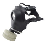 Israeli 4A1 Gas Mask and NATO Filter