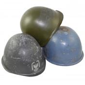 Polish Army Steel Pot Helmet
