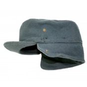 Swedish Military Wool Winter Cap