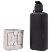 Swiss Army Surplus Canteen & Cup