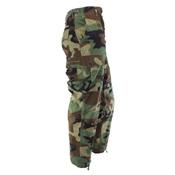 Army Surplus GI Camo BDU Pants