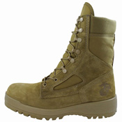 Bates USMC Hot Weather Desert Combat Boots