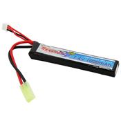 Stick Style 7.4V 1000mAh 20C LiPo AEG Battery