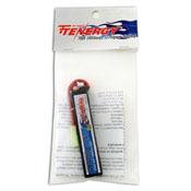 Stick Style 7.4V 1000mAh 20C Buffer Tube Size Battery