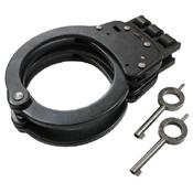 2.04 Inch Wrist Opening Hinged Handcuffs