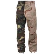 Ultra Force Two-Tone Camo BDU Pants