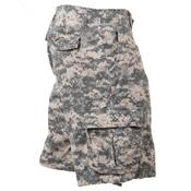 Ultra Force Vintage Camo Infantry Utility Shorts