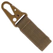 Polypropylene Tactical Key Clip