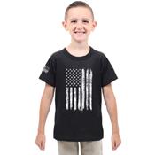 Kids US Flag T-Shirt