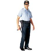 Mens Short Sleeve Uniform Shirt