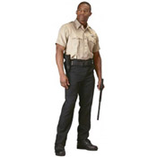 Mens Short Sleeve Uniform Shirt