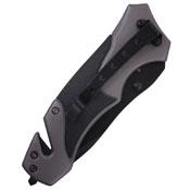 M And P Plunge Lock Folding Knife