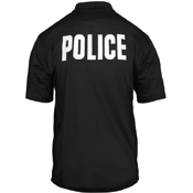 Moisture Wicking Police Golf Shirt