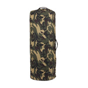 Rothco Canvas Duffle Bag With Side Zipper
