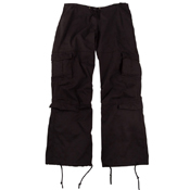 Womens Vintage Paratrooper Fatigue Pants