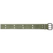 Vintage Buckle Belt - Double Prong