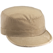 Solid Vintage Military Fatigue Caps