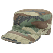 Vintage Camo Fatigue Caps