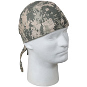 Digital Camo Headwrap