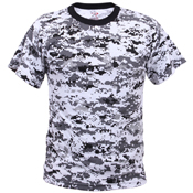 Kids Digital Camo T-Shirt
