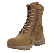 Entry Deployment 8 Inch High Side Zipper Boot
