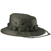 Cotton Rip-Stop Boonie Hat