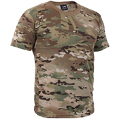 Mens Multicam T-Shirt