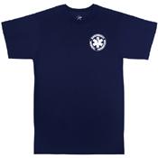Mens 2-Sided EMT Logo T-Shirt