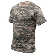 Mens Digital Camo T-Shirt