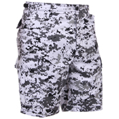 Mens Camo BDU Shorts