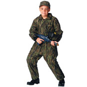 Ultra Force Kids Insulated Coverall