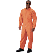 Mens Air Force Style 2 Way Front Zip Flightsuits