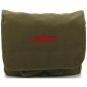 Canvas Israeli Paratrooper Bag