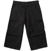 Mens 6-Pocket BDU Capri Pant