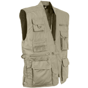 Mens Plainclothes Concealed Carry Vest