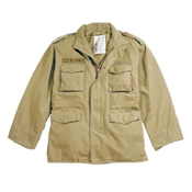 Mens Vintage M-65 Field Jacket