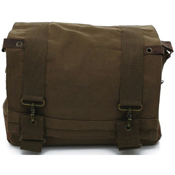 Vintage Canvas B-15 Pilot Messenger Bag