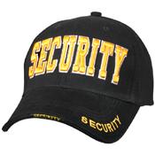 Security Deluxe Low Profile Cap