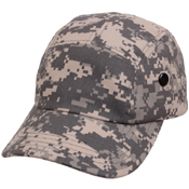 5 Panel Military Street Cap