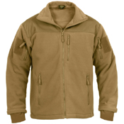 Ultra Force Mens Spec Ops Tactical Fleece Jacket