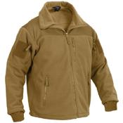 Ultra Force Mens Spec Ops Tactical Fleece Jacket