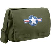Air Corps Heavyweight Classic Messenger Bag