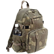 Vintage Canvas Mini Backpack