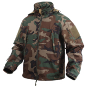 Special Ops Tactical Softshell Jacket - Mens